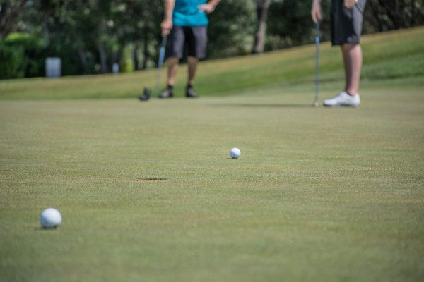 Jobb som professionell golfare